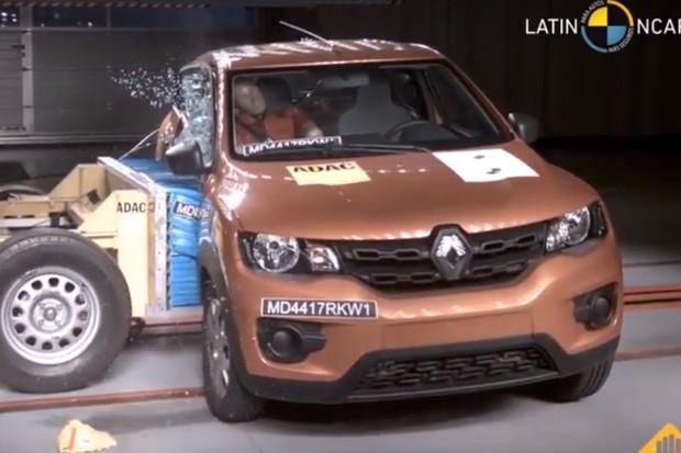 Renault Kwid (Foto: Reprodução)