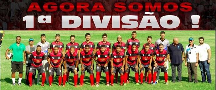Flamengo de Arcoverde (Foto: Divulgação / Flamengo de Arcoverde)