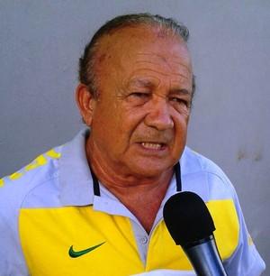 Antônio Aquino Lopes, presidente da FFAC (Foto: João Paulo Maia)