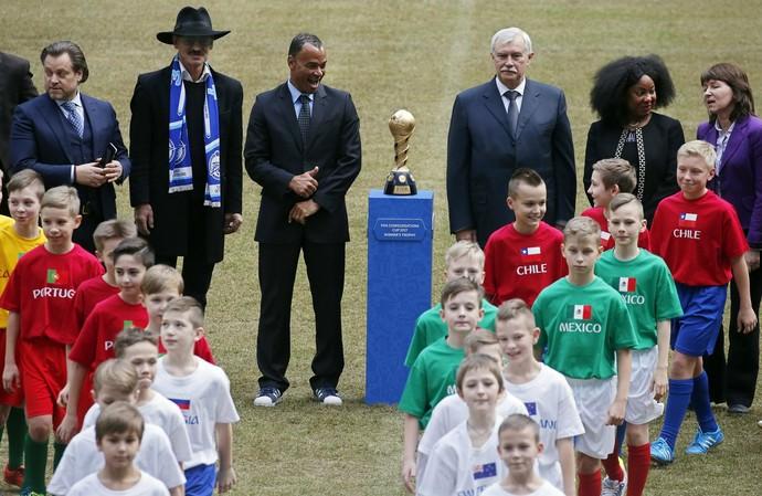 Ronaldo recusou tocar na Taça das Confederações: