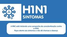 TV Asa Branca realiza campanha sobre a gripe H1N1; saiba mais (Reprodução/ TV Asa Branca)