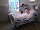 'Clarinha', em coma há 15 anos no ES, é procurada 30 vezes em 1 dia