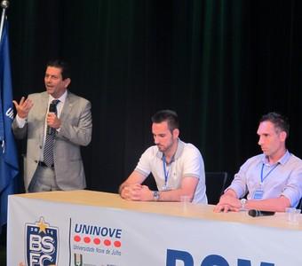 Evento Bom Senso Otávio Leite (Foto: Leandro Canônico)