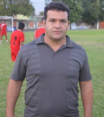 Adroir Bassorici, presidente do Náutico-RR (Foto: Tércio Neto/GloboEsporte.com)