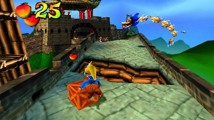 Confira códigos e cheats de jogos da série Crash Bandicoot