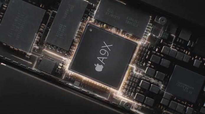 Ipad Pro vem equipado com processador A9X (Foto: Reprodução/Apple)