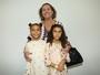 Sônia Nazario vai ao SPFW ver a nora: 'Na torcida para vir mais um netinho'