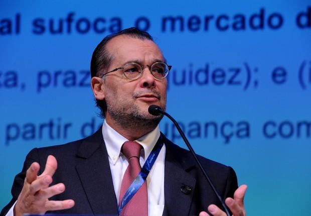 Gustavo Franco  (Foto: Divulgação BM&FBOVESPA)