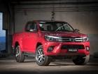 Toyota faz recall da nova Hilux por problema no airbag