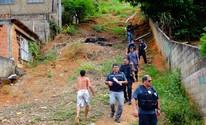 Operação em Santo Antônio de Pádua teve 29 pessoas autuadas por tráfico (Priscilla Alves/ G1)