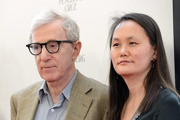 Woody Allen e Soon Yi (Foto: Getty Images)