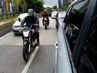 DPVAT de 41,2% das motos não foi pago em 2014