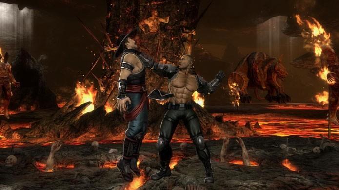 Mortal Kombat Komplete Edition é a versão completa do penúltimo jogo da franquia para PC (Foto: Divulgação/Nuuvem)