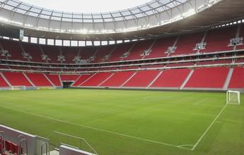 Torcedor ainda pode comprar ingressos para futebol em Brasília