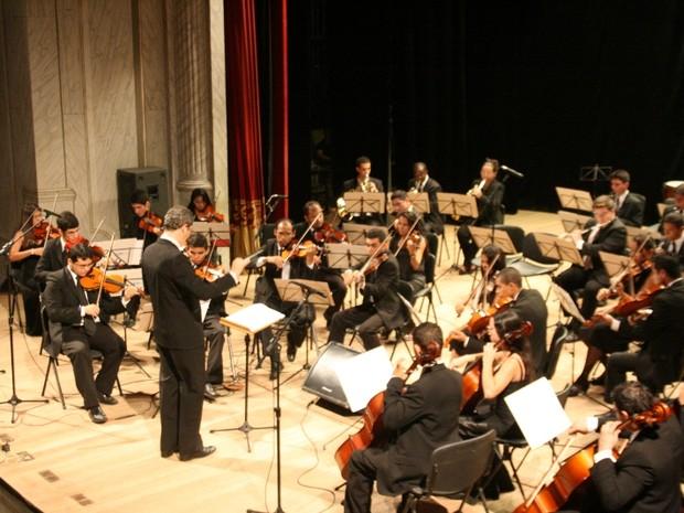 Orquestra Sinfônica da Uece (Foto: Divulgação/OSUECE)
