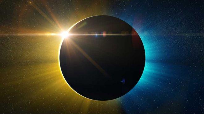 eclipse solar (Foto: Reprodução )