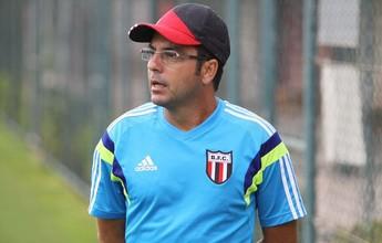De volta à base do Bota-SP, Fonseca fala em acelerar ritmo para Copa SP