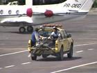Aeronave que caiu no aeroporto de Manaus estava regular, diz Anac