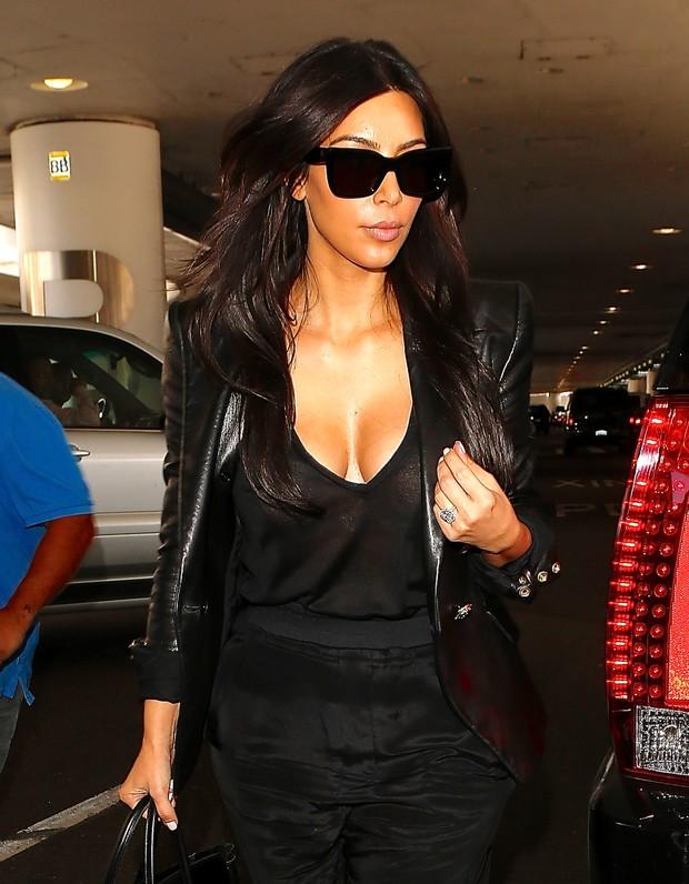 Kim Kardashian (Foto: X17 Agency)