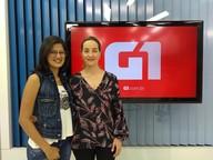 Mary Porfiro conversa com a cientista política Bertha Maakaroun