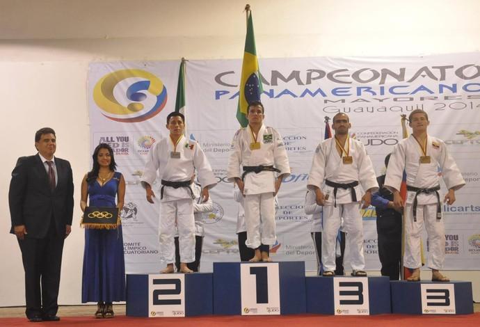 Felipe Kitadai, judô (Foto: Divulgação/CBJ)