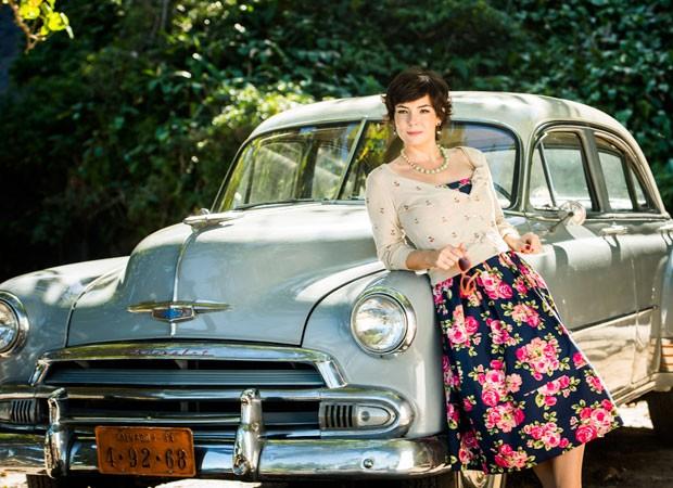 Regiane Alves tem papel central em seriado (Foto: Divulgação/TV Globo)