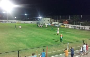 Santa Rita vence Coruripe e continua na terceira colocação do Grupo B