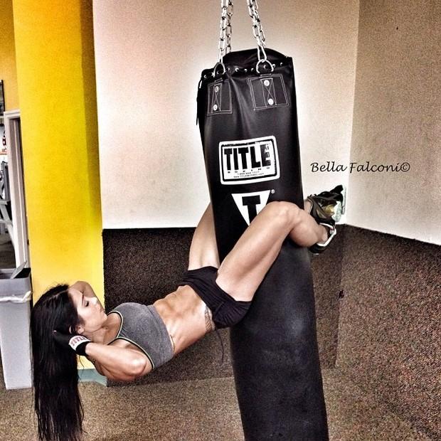 Bella Falconi (Foto: Instagram / Reprodução)