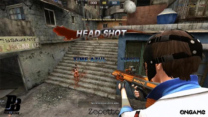 Ongame vence disputa contra programa ilegal no jogo Point Blank na justiça (Foto: Divulgação)
