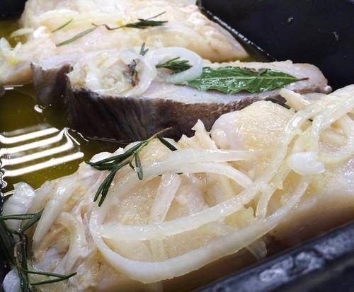 Receita prática para a Páscoa: Bacalhau com Azeite
