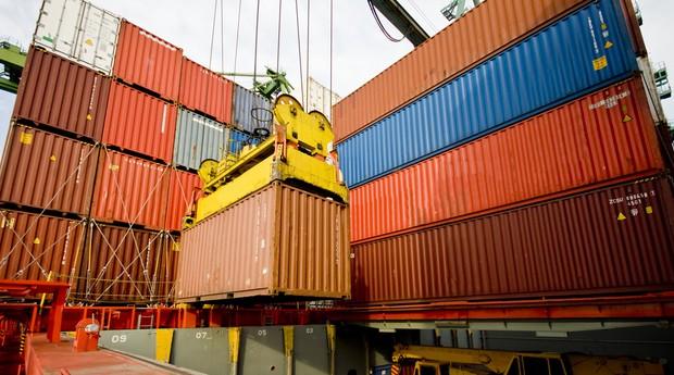 exportação (Foto: Shutterstock)