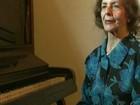 Morre a 1ª professora de piano de Roberto Carlos, em Cachoeiro, ES