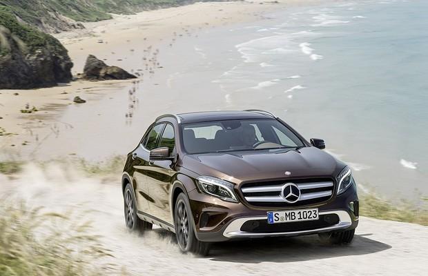 Mercedes-Benz GLA (Foto: Mercedes-Benz)