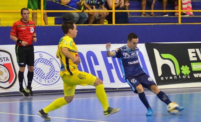 São José Futsal x Taubaté Copa Paulista (Foto: Jonas Barbetta/Top10 Comunicação)