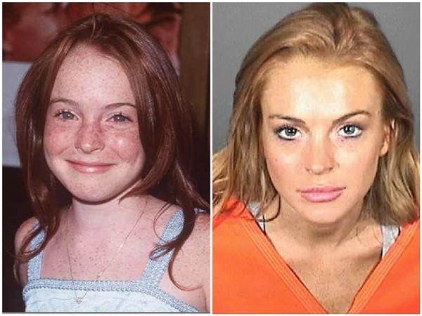 Lindsay Lohan  (Foto: Divulgação/Reprodução)