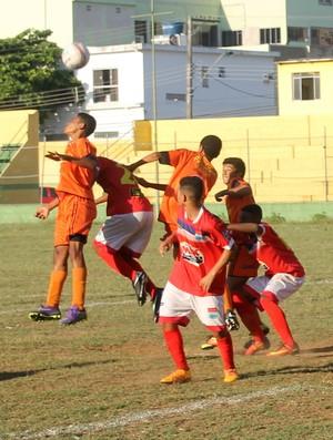 O Capixabão Sub-15 começou neste fim de semana (Foto: Divulgação/Vilavelhense)