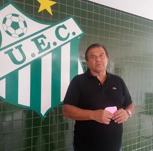Márcio Malamud, representante do grupo cogestor do Uberlândia (Foto: Hismênia Keller)