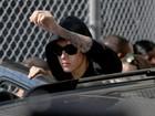 Policiais que levaram Bieber à boate de strip tease são suspensos, diz site