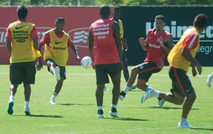 inter treino jorge henrique (Foto: Divulgação/Inter)