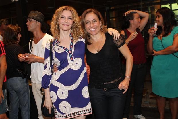 Maria Padilha e Cissa Guimarães (Foto: Raphael Mesquita/ Foto Rio News)