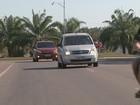 PRF autua 129 condutores pela lei do farol baixo no 1º mês em BRs no Acre