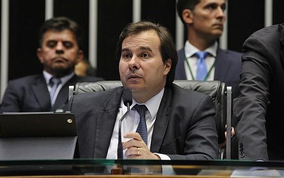Rodrigo Maia (Foto: Luis Macedo / Câmara dos Deputados)