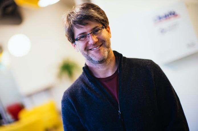 David Bestris, novo chefe da rede social Google+ (Foto: Reprodução/Google+/David Bestris)