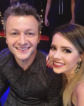 Lucas Lima e Sandy (Foto: Reprodução / Instagram)