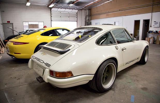 Porsche 911 SInger (Foto: Divulgação)