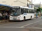 Funcionários do transporte público de Araguari paralisam serviços