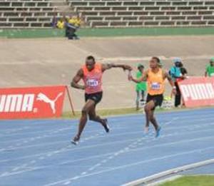 usain bolt atletismo (Foto: Reprodução)