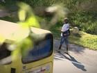 Falsos guias de turismo enganam turistas em Florianópolis; vídeo