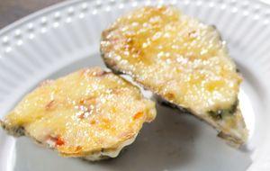 Como fazer ostras gratinadas