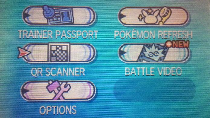Abra o QR Scanner no menu principal (Foto: Reprodução/Tais Carvalho)